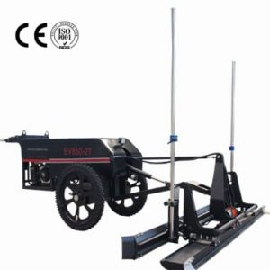 EV850-2Y Walk behind Laser screed machine