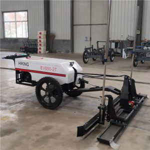 EV850-2S Walk behind laser screed machine