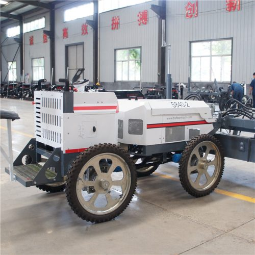 S840-2 Ride on Concrete Laser screed machine