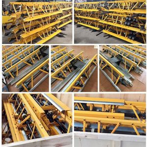 ZPL-300y Concrete Truss Screed Machine